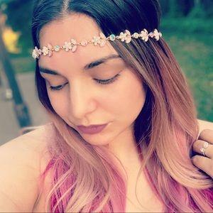 Jeweled Hair Accessory